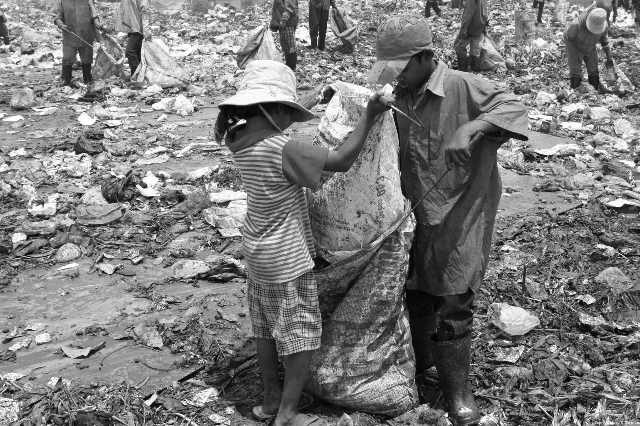 Kinder der Müllkippe